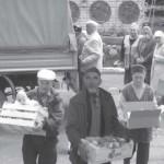 Мифтах-бабай привез подарки