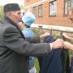 Группа мусульман из Ижевска отправилась в поселок Постол