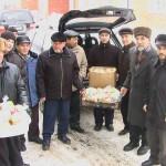 Группа мусульман из Ижевской Соборной