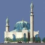 Проект центральной мечети