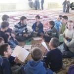Урок в Соборной мечети г. Ижевск
