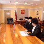 Встреча с Главным федеральным инспектором