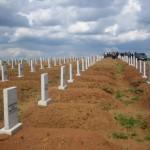 Мусульманское кладбище г. Ижевск